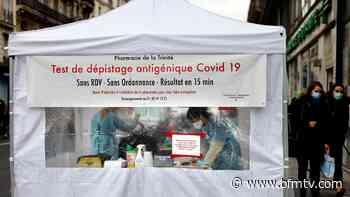 Covid-19: 5 cas de variant Delta détectés à Bourg-la-Reine, une campagne de dépistage lancée - BFMTV