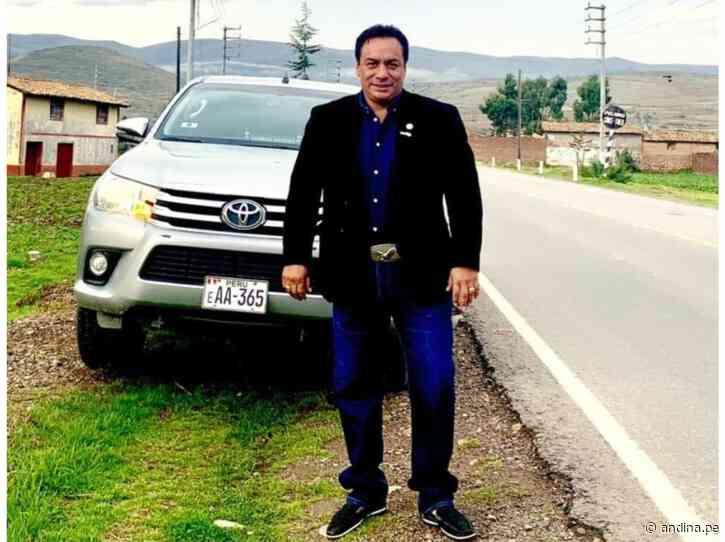 Junín: detienen a alcalde de Satipo por presuntos vínculos con organización criminal - Agencia Andina