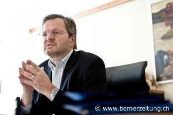 Unternehmer Jürg Opprecht gestorben – Der Lenkerhof war seine Passion - BZ Berner Zeitung