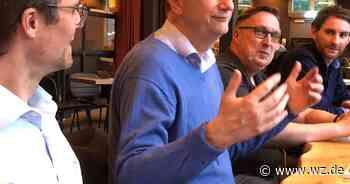 CDU-Bundestagskandidat Klaus Wiener stellt sich in Erkrath vor - Westdeutsche Zeitung