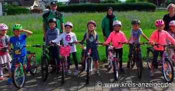 Fahrradtraining für Knirpse in Reichelsheim - Kreis-Anzeiger