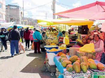 Comerciantes de la Asociación Virgen del Carmen de Atuncolla (Puno) piden ser reubicados - Pachamama radio 850 AM