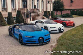 Bugatti fête le 14 juillet à Molsheim - actualité automobile - Motorlegend.com