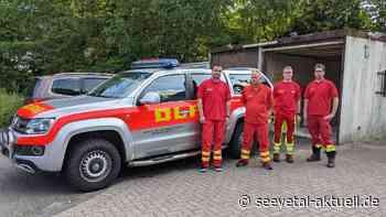 Im Einsatz: DLRG Retter aus Seevetal im Katastrophengebiet - seevetal-aktuell.de