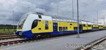 Metronom fährt mit neuen Zügen im Hanse-Netz - seevetal-aktuell.de