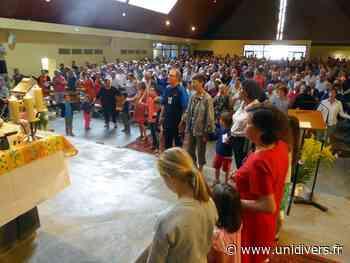 Messe festive Eglise St François Xavier St Malo dimanche 18 juillet 2021 - Unidivers