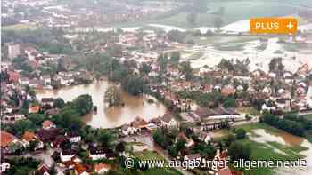 Aktuelle Hochwasser wecken schlimme Erinnerungen in Aichach-Friedberg - Augsburger Allgemeine
