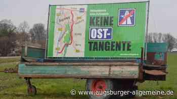 Gegner der Osttangente zweifeln an den Vorteilen des Projekts - Augsburger Allgemeine