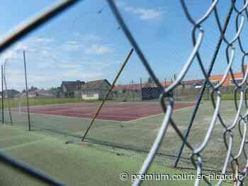 22 000€ pour rénover les terrains de tennis à Friville-Escarbotin - Courrier picard