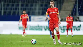 Bayer Leverkusen: Nicht mit nach Kaprun: Jedvaj vor Wechsel zu Lok Moskau - BILD
