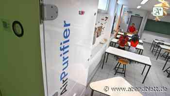 Beantragt Geesthacht Fördergelder für Luftfilter an Schulen? - Hamburger Abendblatt