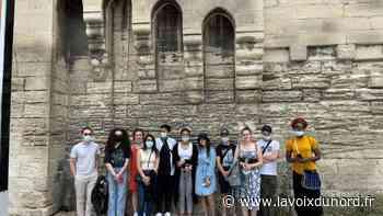 Maubeuge: des lycéens de Lurçat au festival d'Avignon - La Voix du Nord