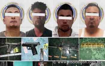 Liberan a víctima de secuestro y detienen a cuatro en Tarimoro - El Sol de León