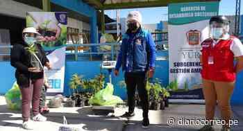 En Yura incentivan el reciclaje y cuidado del medio ambiente - Diario Correo