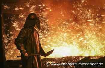 Stahlindustrie fordert Unterstützung für Dekarbonisierung - energate messenger+ - energate-messenger.de