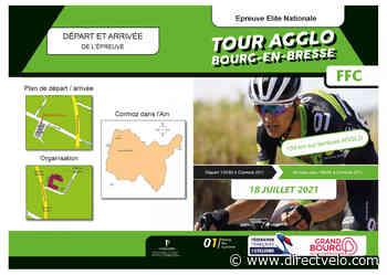 Tour Agglo Bourg-en-Bresse : Les engagés - Actualité - DirectVélo