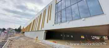 Bourg-en-Bresse - Le chantier du magasin Décathlon dans le respect du calendrier annoncé - La Voix de l'Ain