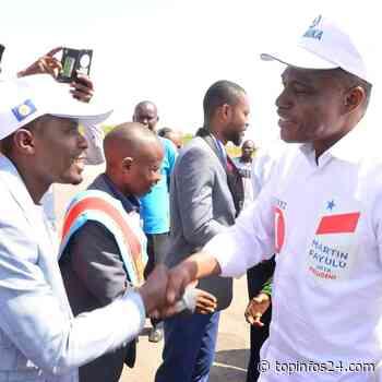 Covid 19: L' acteur luc Malembe solicite le confinement de la ville de Bunia - Topinfos24