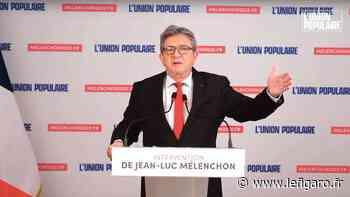 Covid-19: Jean-Luc Mélenchon dénonce le passe sanitaire - Le Figaro