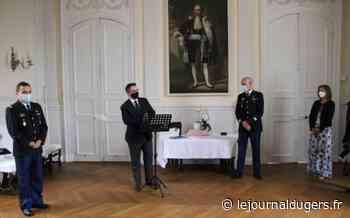 Départ à la retraite pour le Colonel Jean-Luc Vezin - Le journal du Gers