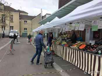 Lagny-sur-Marne : bientôt un nouveau marché à Orly Parc - actu.fr