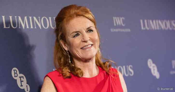 Sarah Ferguson schlägt mit 61 nochmal neues Kapitel in ihrem Leben auf - KURIER