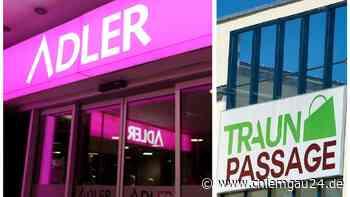 Adler-Filiale in Traunreut schließt - Situation in Kolbermoor - chiemgau24.de