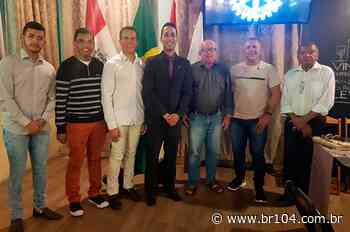 Rotary Club de União dos Palmares tem novo presidente - BR 104
