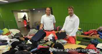 Mit der Flut: Eine Welle der Hilfsbereitschaft rollt in Roetgen an - Aachener Zeitung