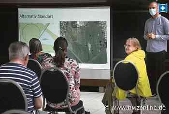 Spielplatzplanung brookmerlandring in Jever: Spielturm als neues Herzstück - Nordwest-Zeitung