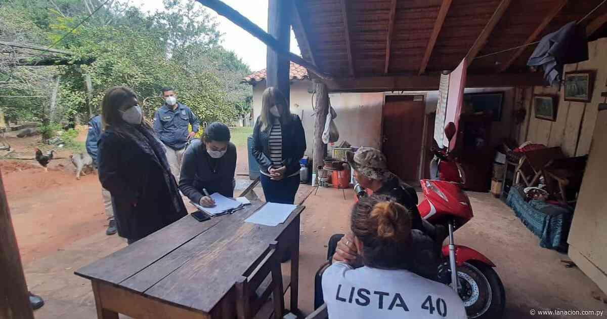 Fiscales allanan vivienda en Caraguatay por denuncia de pornografía infantil - La Nación
