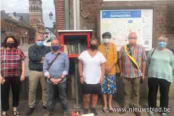 Galmaarden plaatst boekenruilkastjes in alle deelgemeenten (Galmaarden) - Het Nieuwsblad