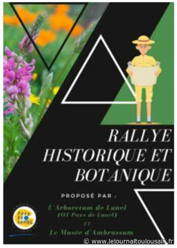 Lunel. Découvrez le nouveau rallye historique et botanique - Le Journal Toulousain