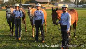 Charles Darwin University students have competed at Katherine Show and taken several awards - Katherine Times