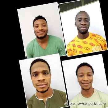 4 internet fraudsters convicted in Uyo - P.M. News