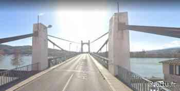 Le pont entre Condrieu et Roches-de-Condrieu va fermer jusqu'à la fin du mois de juillet - actu.fr