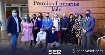 Máximo Pradera, Sandro Luna y Susana Herrero reciben los galardones de los Premios Literarios Jaén - Cadena SER