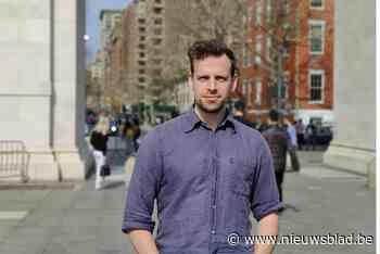 """Regisseur-acteur Vincent Van der Velde (32) gebruikt New York als springplank: """"Kortfilm FIX is opstap naar meer"""" - Het Nieuwsblad"""