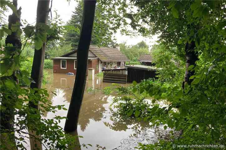Live-Ticker zum Nachlesen: Die Entwicklungen zum Hochwasser in Schwerte - Ruhr Nachrichten