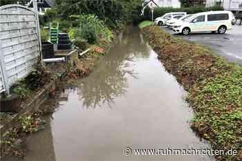 Wetterdienst hat Warnung vor Starkregen am Donnerstag für Schwerte aufgehoben - Ruhr Nachrichten