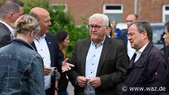 Unwetter NRW: Stadtteil nach Rur-Dammbruch unter Wasser - Westdeutsche Allgemeine Zeitung