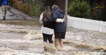 Hochwasser: Hilfe und Infos für Aachen, Düren, Heinsberg - Aachener Zeitung
