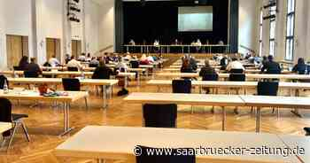 Stadtrat Homburg sucht nach neuem Termin für Sitzung zur OB-Abwahl - Saarbrücker Zeitung