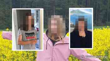Bad Homburg: Nach Fahndung: Vermisstes Mädchen-Trio wieder da - BILD