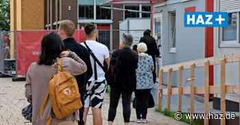 Laatzen: Umbau der Sparkasse am Leineplatz Kunden nervt die Wartezeit - Hannoversche Allgemeine