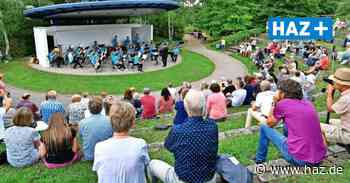 Laatzen: LaWinds Konzert im Park der Sinne - Hannoversche Allgemeine