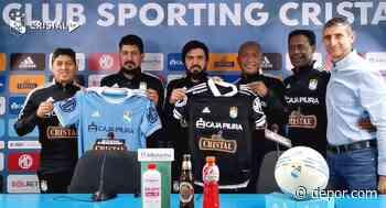 Empezará con la reserva: Cazulo fue presentado como entrenador de Sporting Cristal - Diario Depor