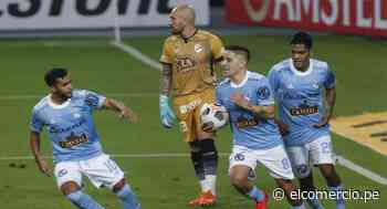 Copa Sudamericana: Sporting Cristal derrotó 2 a 1 a Arsenal de Sarandí - El Comercio Perú