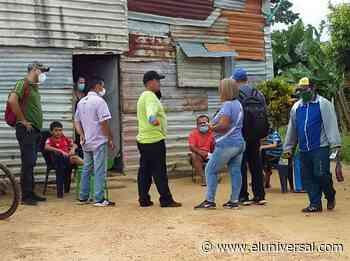 Contaminación afecta el sector Laguna Azul en Santa Bárbara de Barinas - El Universal (Venezuela)