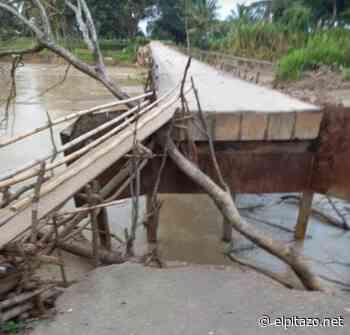 Barinas | Habitantes de Obispos reclaman arreglo de puente arrasado por el río - El Pitazo